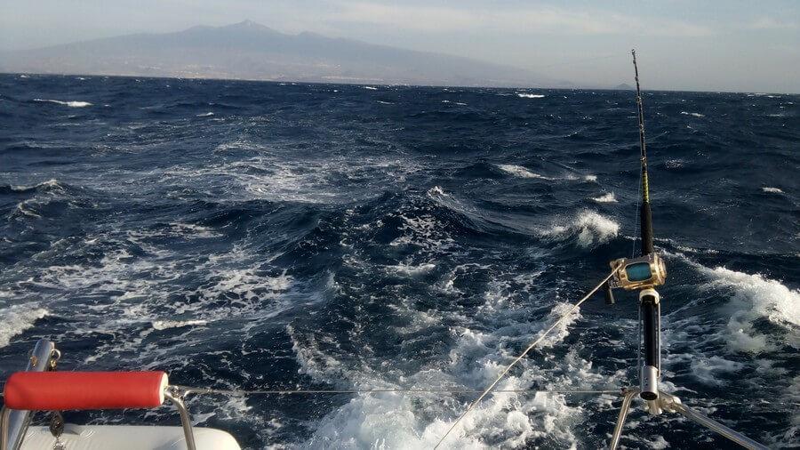 Námořní plavby - rybolov