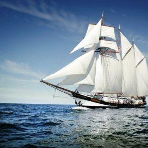 Plavba historickou plachetnicí - Německo - Dánsko 2011